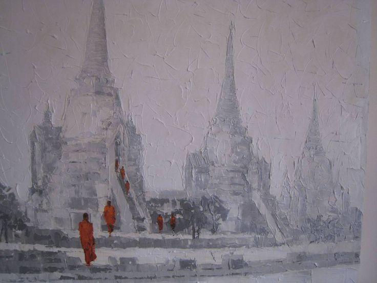Thailand temples in Ayudha