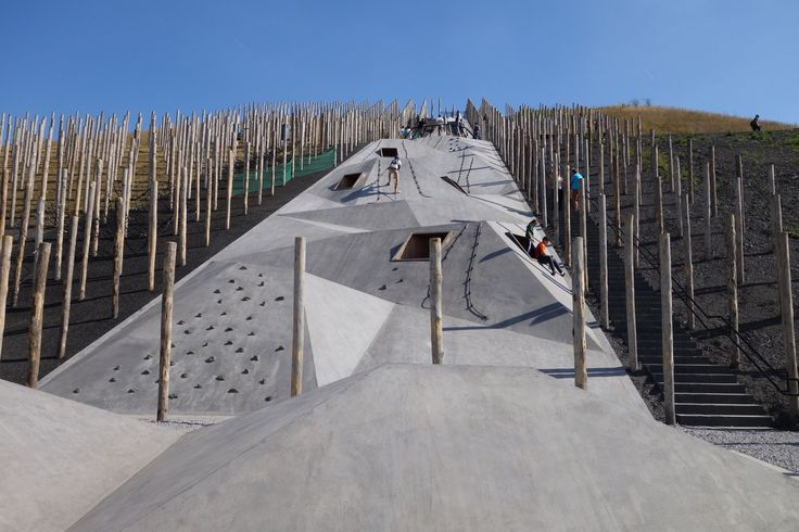 Gallery of Play Landscape be-MINE / Carve + OMGEVING - 1