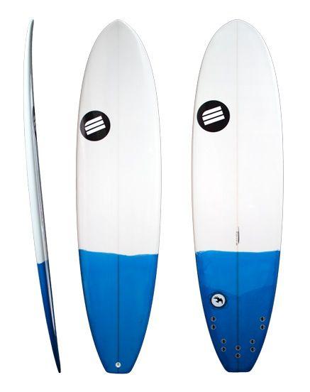 "Longboard Funboard EMERY Glider 8'0 8'0"" x 22'1/4"" x 3'3/8"""