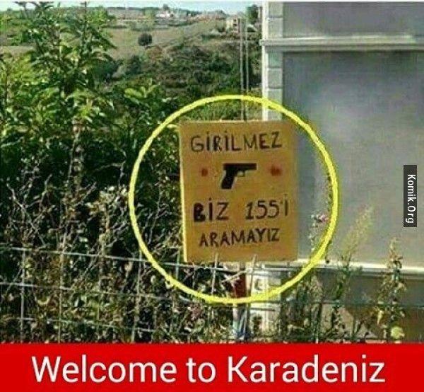 welcome to karadeniz
