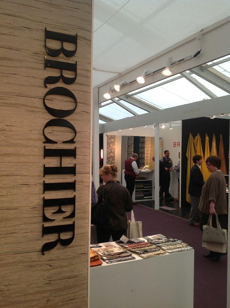 #AltfieldAlley @Decorex Interiors Interiors International 2013 @BROCHIER Clerici Tessuto Clerici Tessuto Clerici Tessuto