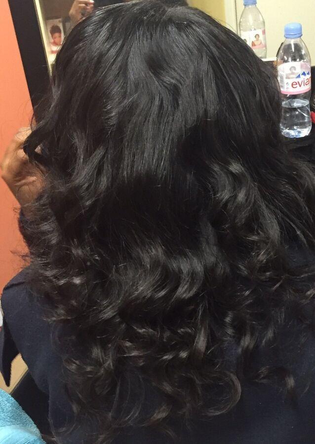 1 KILO, Weft Extensions. RAW Russian Hair, Dark Natural From 8inches to 30inches#RAW#Russian#Extensions