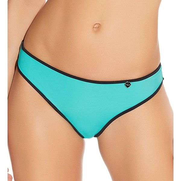 Freya AS3243 Bondi Classic Brief Swim Bottom ($25) ❤ liked on Polyvore featuring swimwear, bikinis, bikini bottoms, bright bikinis, freya bikini, mid rise bikini bottoms, chlorine resistant swimwear and swim bikini bottoms