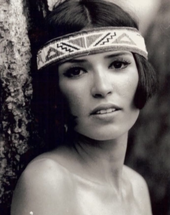Native American News - Sacheen Littlefeather is an American Indian civil rights activist, best known for presenting a speech on behalf of Marlon Brando at the 45th Academy Awards in 1973. Description from pinterest.com. I searched for this on bing.com/images