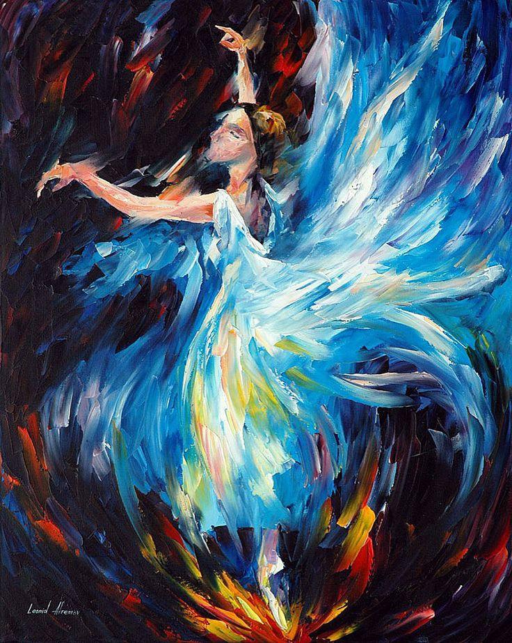 танцы в голубом картинки памяти