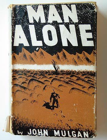 Man Alone by John Mulgan