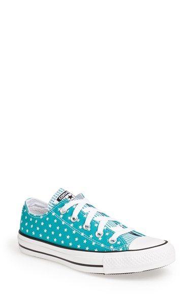 Converse Chuck Taylor® All Star® 'Mini Stars & Bars' Low Sneaker (Women) | Nordstrom