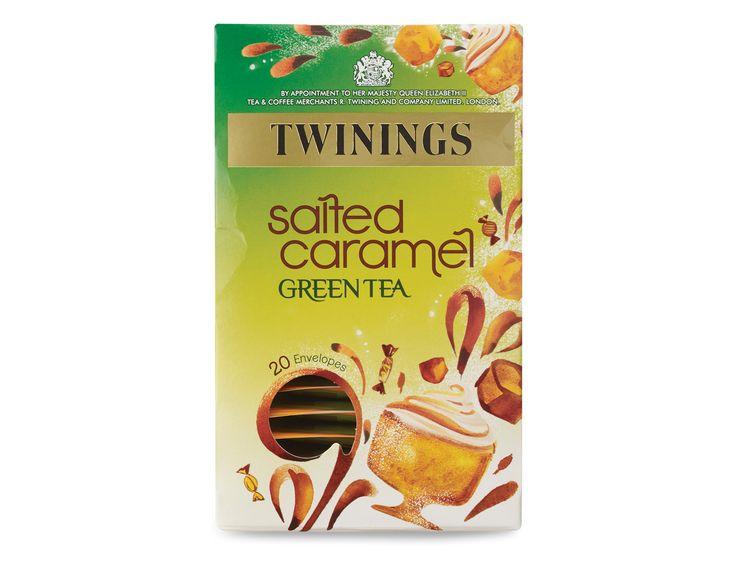 Twinings Nutty Chocolate Tea Tesco