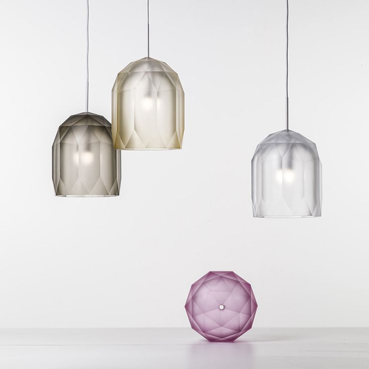 ... With Traditional Czech Glass Cutting Techniques To Create A Decidedly  Modern Day Fixture For Lasvit. Philips Heeft Gelijkaardige Lampen My Living  Italo