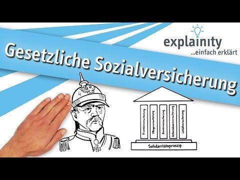 Gesetzliche Sozialversicherung einfach erklärt