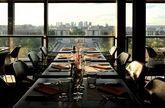 Chic Brasserie Restaurants de la tour eiffel  floor two effel tower