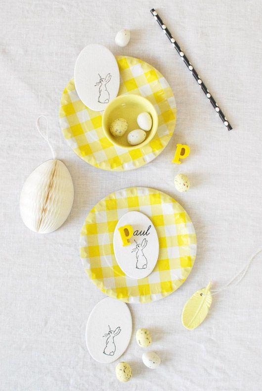 Gorgeous Tabletop Ideas From Fantas-tisch | decor8
