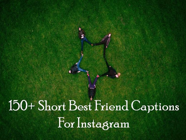Here is our collection of '150+ Short Best Friend Captions For Instagram'. Find more at The Quotes Master, a place for inspiration and motivation.