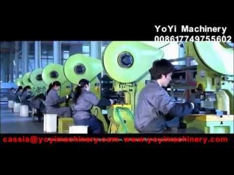 china steel doors production process, power coating finished steel door ...