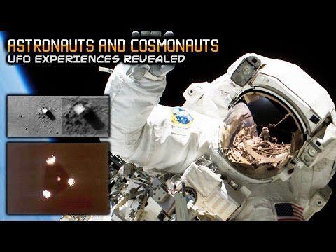 ahve astronauts seen ufos - photo #3