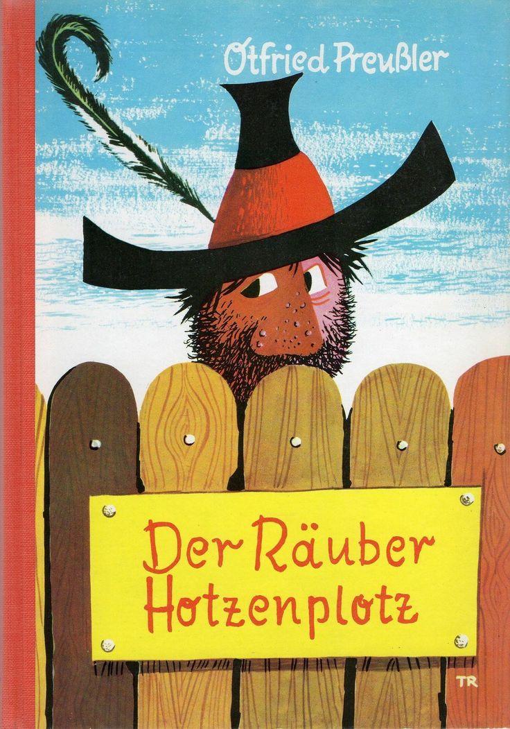 """Der Räuber Hotzenplotz"" schönes altes Kinderbuch 1970 Kasperle Kasper | eBay"