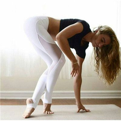 New Women Transparent Leggings for excise Fitness Leggins Casual Pants Plus Size Leggings Sexy Femme bayan tayt