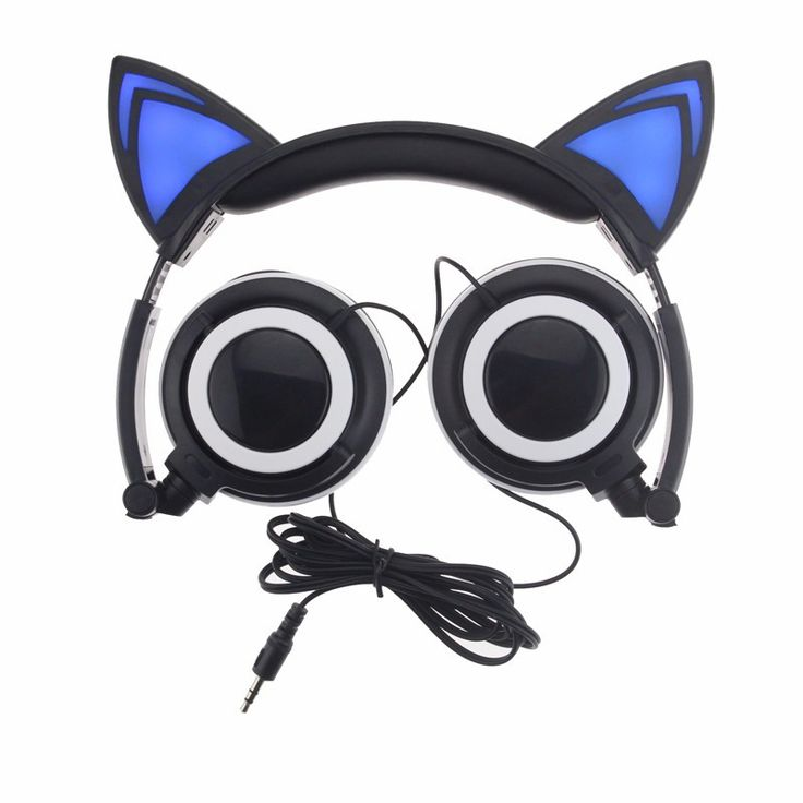 Meow Meow Meow Meow Meow Meeeow Flashing Glow Cat... ! http://www.1stopcatshop.com/products/flashing-glow-cat-ear-gaming-led-headset