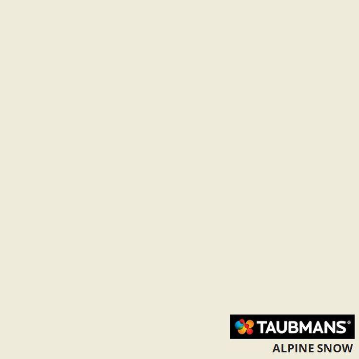 #Taubmanscolour #alpinesnow