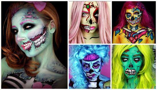 Pop Art Zombie : Mes 15 tutos vidéos préférés pour Halloween