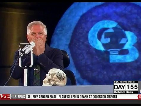 On his Monday show, commentator Glenn Beck made the extraordinary prediction that former Secretary of State Hillary Clinton would be elected president in the 2016 election.