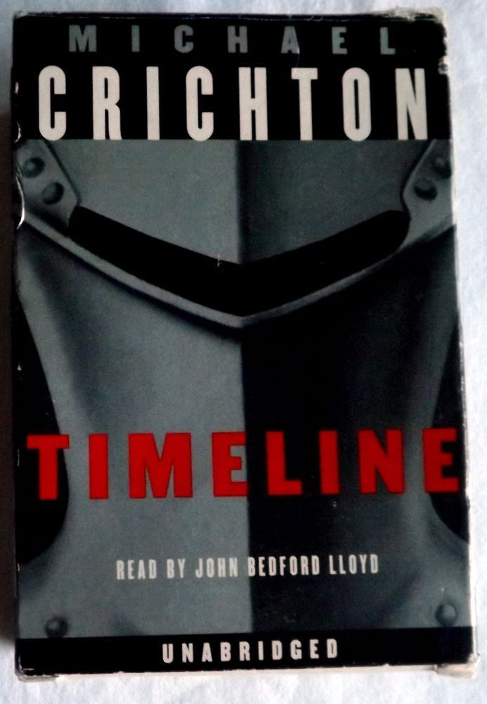 a literary analysis of timeline by michael crichton Kirkus reviews issue: nov 1st, 1980 more mystery thriller  more by michael crichton fiction dragon teeth by michael crichton fiction prey by michael crichton fiction timeline by michael crichton fiction the lost world  fiction & literature health & medicine historical fiction.