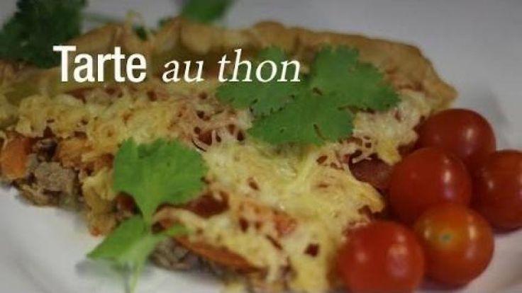 Wraps au thon et mayonnaise faciles (rapide) - Une recette CuisineAZ
