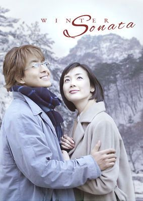 Winter Sonata (2002) - Joon-sang (Bae Yong Jun) transfers to a new high school in search for his biological father and there falls for lively and cheerful Yu-jin (Choe Ji Woo). After Joon-sang's sudden disappearance, rumor has it that he was killed by a car accident.