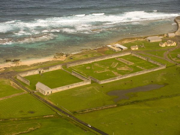 A Brief History of Norfolk Island