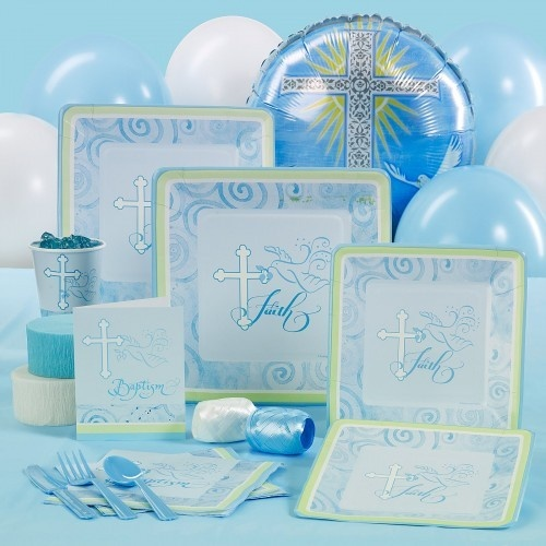 1000 images about baby baptism christening on pinterest party favors parties decorations and - Baptism party decoration ideas ...