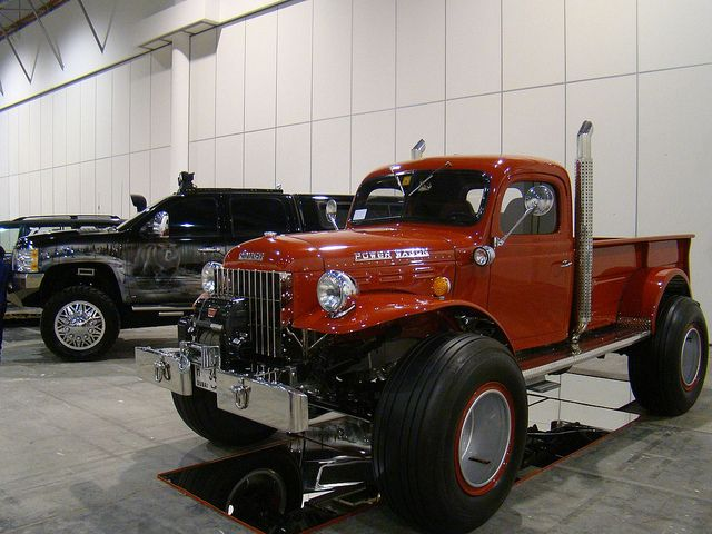 1940 ish Dodge power wagon