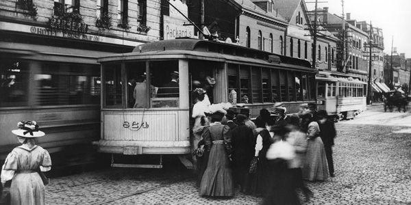 Société de transport de Montréal   Histoire