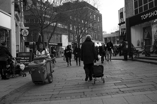Norwich Black and White