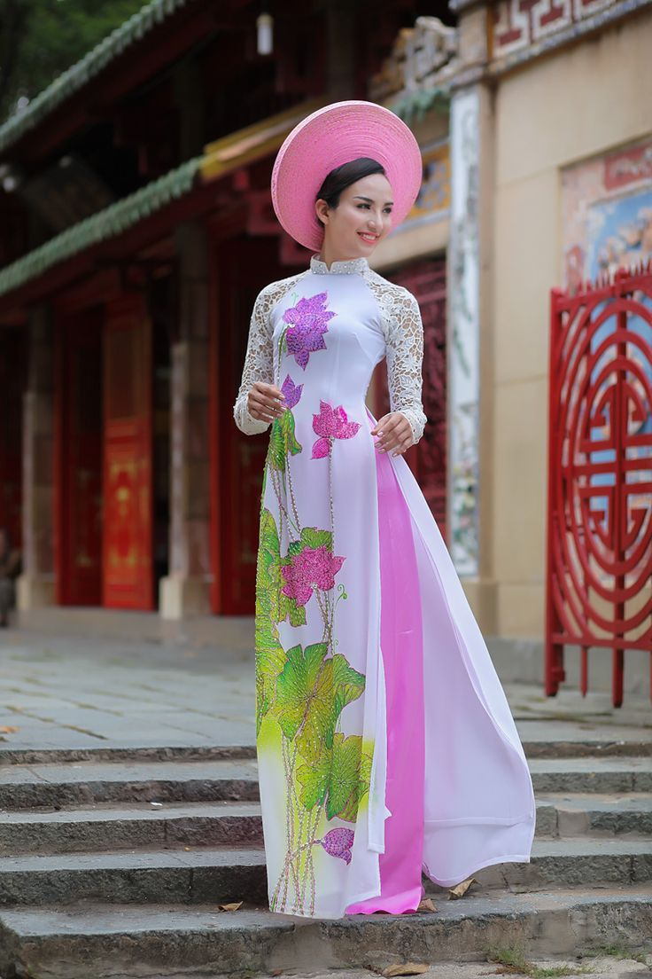 17 Best Images About Vietnamese Traditional Dress On