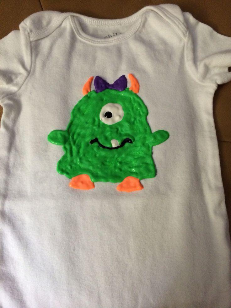 The 25 best puffy paint shirts ideas on pinterest puff Puffy paint shirt designs