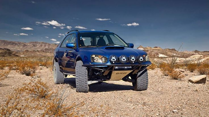 Lifted Rally Prepped Or Just Plain Dirty Subarus Mud