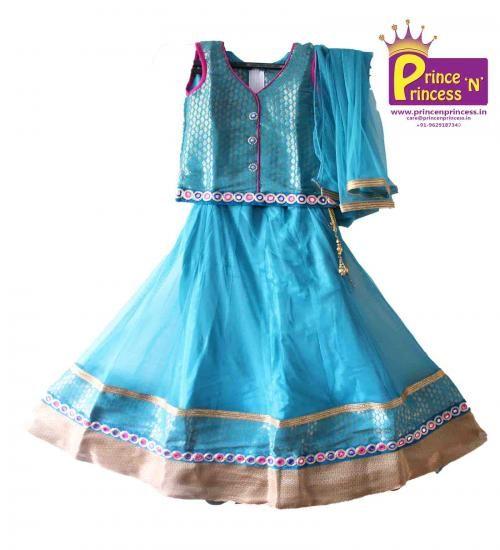 BUY kids Ghagra lehenga Choli online @ www.princenprincess.in #lehenga #ghagra #traditional #frock #southindia #kidsfashion #kidsqwsesome #partywear #princess #princenprincess #pretty #cute #fashionable #pattu #pavadai #langa #designer