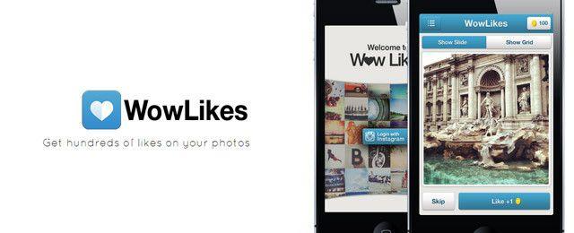 WowLikes per Instagram