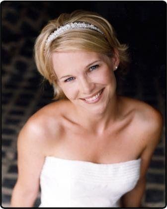 Beauté - Coiffure mariage et maquillage: photos - Coiffure mariage cheveux courts - Touslesmariages.com