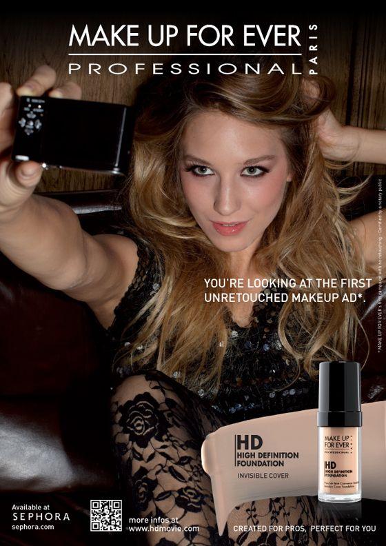 Make Up Forever ad