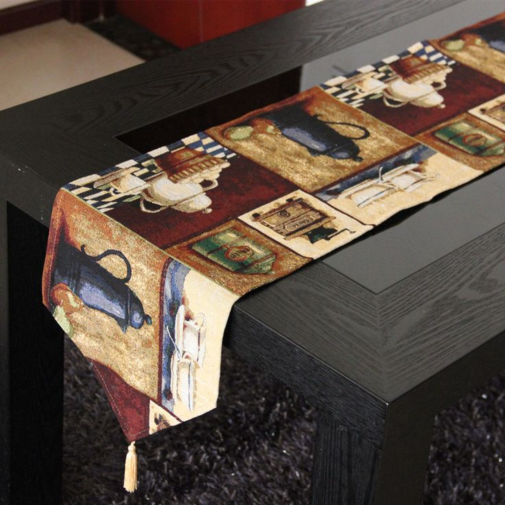 Best 25 Coffee Table Runner Ideas Only On Pinterest