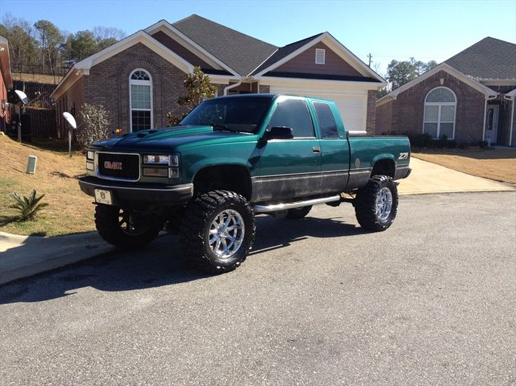 1997 Gmc Sierra 1500 Extended Cab Great Gmc S Chevy