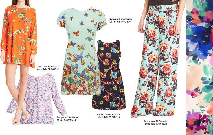 El maxi estampado floral lo inunda todo. Descubre los imprescindibles en tu maleta de verano en nuestra tienda online.