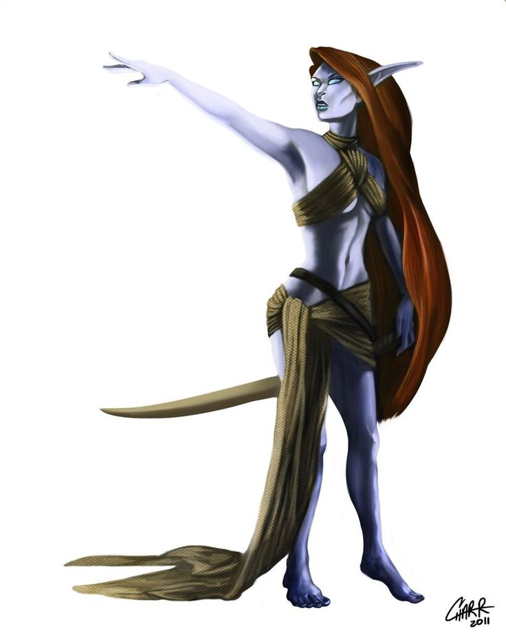 Lorelei Aldanae (character from The Foundation of Drak-Anor)  Art by Char Reed