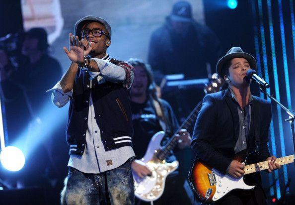 Bruno Mars,Grammy Nominations