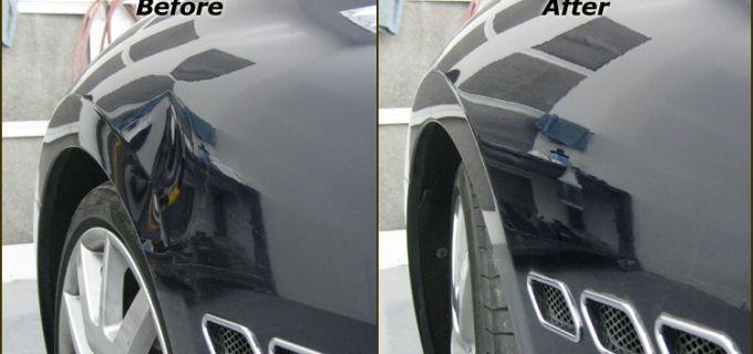 LOGiN Voucher | Deal - Ambattur: Dent Repair, Painting and Car Grooming Package @ Maass Motors - 71% OFF