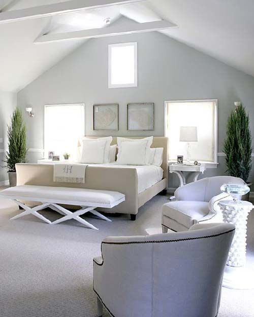 Calming Paint Color For Bedroom