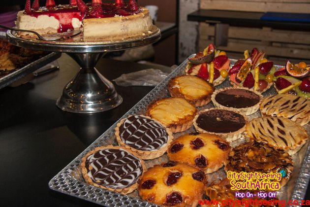 Something for your sweet tooth.  http://citysightseeing-blog.co.za/2014/10/15/a-new-market-in-town-johannesburg/