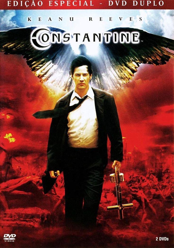 Um filme de Francis Lawrence com Keanu Reeves, Rachel Weisz : John Constantine (Keanu Reeves) é um experiente ocultista e exorcista, que literalmente chegou ao inferno. Juntamente com Angela Dodson (Rachel Weisz), uma policial cética, ele investiga o misterioso assassinato da irmã gêmea dela, Isabel. As inve...