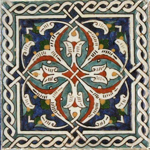 armenian tile
